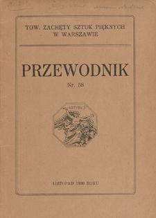 Wystawa pośmiertna kolekcji prac Stefana Bukowskiego