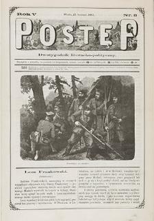Postęp : dwutygodnik polityczno-literacki. 1864, nr 8 (15 IV)