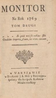 Monitor. 1769. T. 2, nr 53-104
