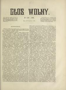 Głos Wolny. 1867, nr 159/160 (10 XII)