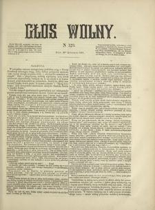 Głos Wolny. 1868, nr 173 (20 IV)