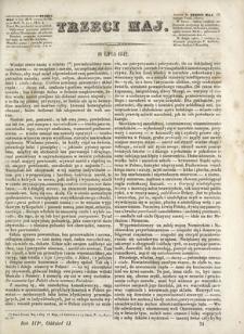 Trzeci Maj. 1842 (16 VII)