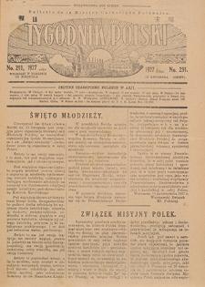 Tygodnik Polski. 1927, nr 291 (13 XI)
