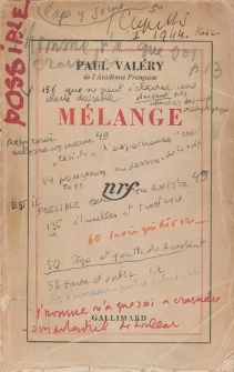 Mélange