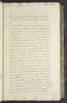 Naruszewicz teka. 235 dokumentów z l. 1456-1464. T. 19, nr 4