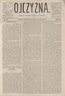 Ojczyzna : dziennik polityczny, literacki i naukowy. 1865, nr 58 (19 VII)